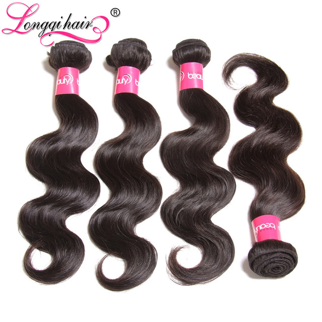 Alibaba Brazilian Virgin Hair 4 Bundles Brazilian Body Wave Human Hair 7A Unprocessed Brazilian Virgin Hair Body Wave 4PCS Lot