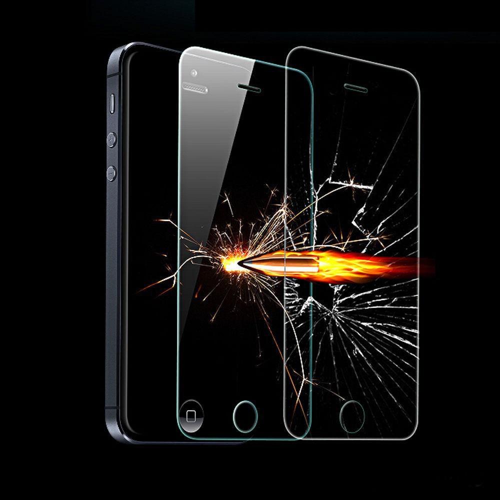 9H Hardness Anti scratch Fingerprint resistant 0 3mm Ultra thin Tempered Glass font b Screen b
