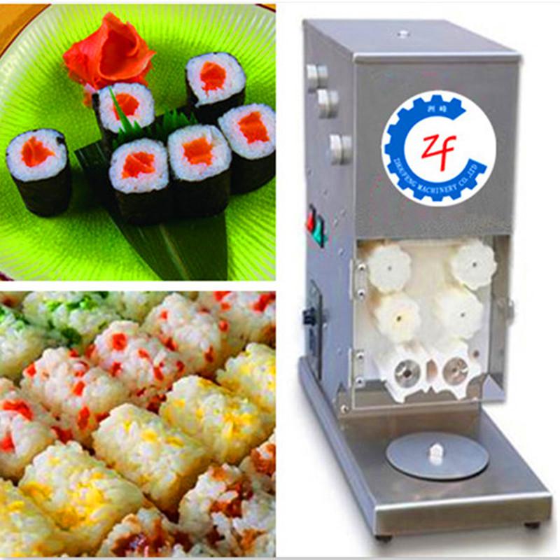 Sushi rolling machine Automatic Nigiri Sushi Rice Ball Robot Machine(China (Mainland))