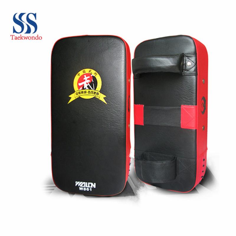 Boxing gear/pear/ring Boxing /Sanda/fighting/ Muay Thai Kick boxing gloves Strike Curve Pads Punch MMA sanda foot Target<br><br>Aliexpress
