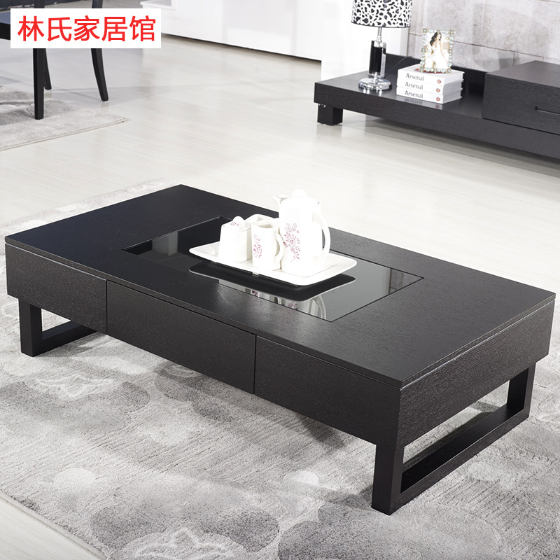 Small Apartment Ikea Coffee Table Tv Cabinet Matching Black Oak Wood Coffee Table Glass Coffee