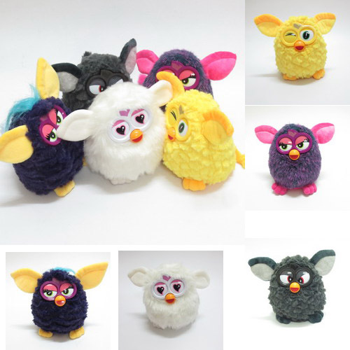 Year 2015 Hot Firby Boom Toy Interactive Toys Kids Brinquedos Eletronicos Recording Talking Phoebe Ferbey Owl Elves Plush Toys(China (Mainland))