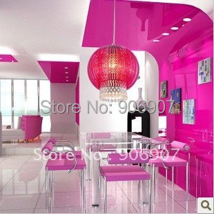 Free shipping 2pcs/lot Restaurant/dining room/parlour lighting fixture,ceiling lamp,hanging lamp,blue/red/purple