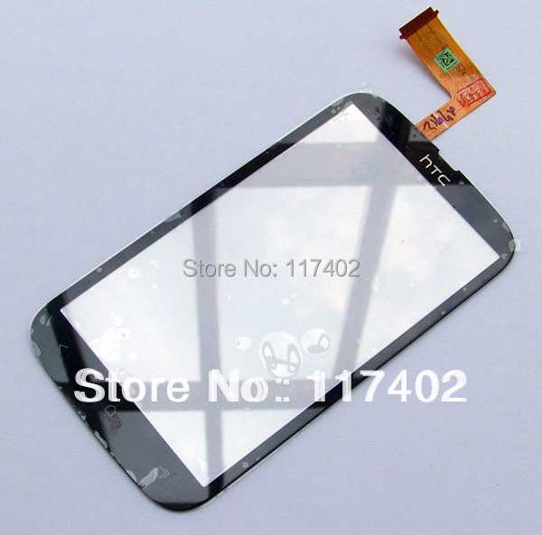 Replacement New Digitizer Touch Screen for HTC Desire V T328W Free shipping + Tracking