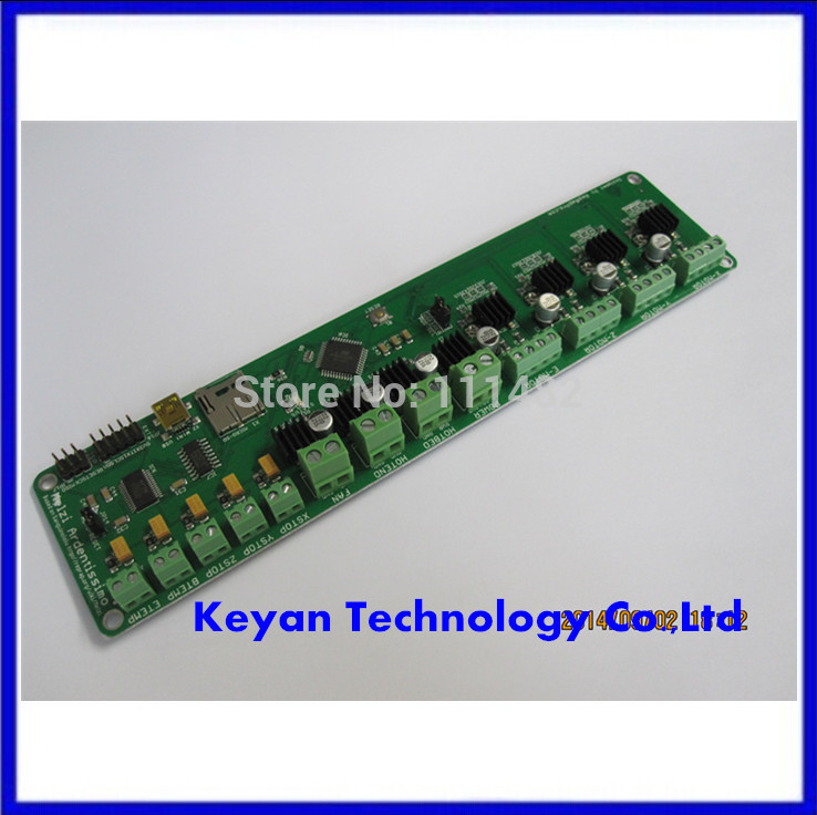 3d printer control board Reprap Melzi 2.0 1284P Integrated Circuits(China (Mainland))