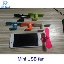 Buy 2017 New Gadget Portable Mini Fan cellphone Micro USB Fans Samsung Android Phone for $1.40 in AliExpress store