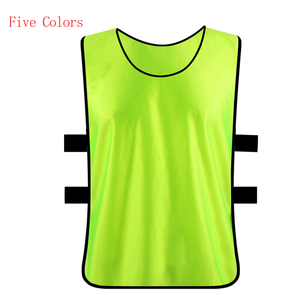 Top quality Adult Training Vests Sports Pinnies 2016 customized Soccer Training Vests Free shipping(China (Mainland))