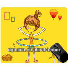 natural rubber mouse pad