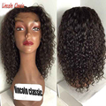 New 1b/27 Blonde Ombre Lace Wig Silky Straight Virgin Brazilian Human Hair Lace Front Ombre Wigs Or Glueless Full Lace Ombre Wig