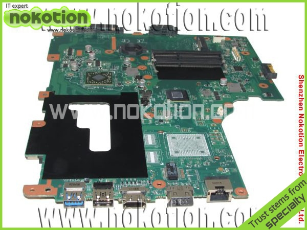 Tested !! NBC1U11002 EG70BZ Laptop Motherboard for Gateway NE71B AMD 1200 CPU on board integrated DDR3 free shipping(China (Mainland))