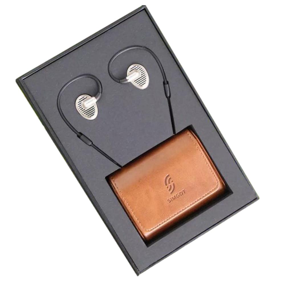 2016 Newest 100% Original SIMGOT EN700 In Ear Earphone DIY HIFI DJ Earphone Headset Hot Copper Bird Earphone(China (Mainland))