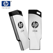 Buy HP v236w Usb Flash Drive 32GB Usb 2.0 Stick Pendrive Customized gift Memory U disk Memoria 32gb Car USB music movies Audio for $17.64 in AliExpress store