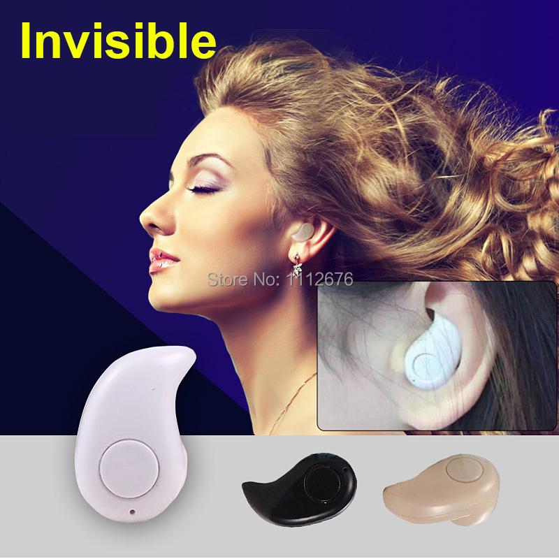Наушники для мобильных телефонов Bluetooth v4.0 Samsung S6/5 iPhone 6 Xiaomi LG S530 Invisible Bluetooth Headset наушники для мобильных телефонов bluetooth iphone samsung lg a0066