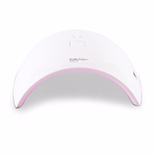 SUNUV SUN9c Plus 36W UV LED Nail lamp 18 LEDs Nail dryer for All Gels with 30s/60s button Perfect Thumb Solution(China (Mainland))