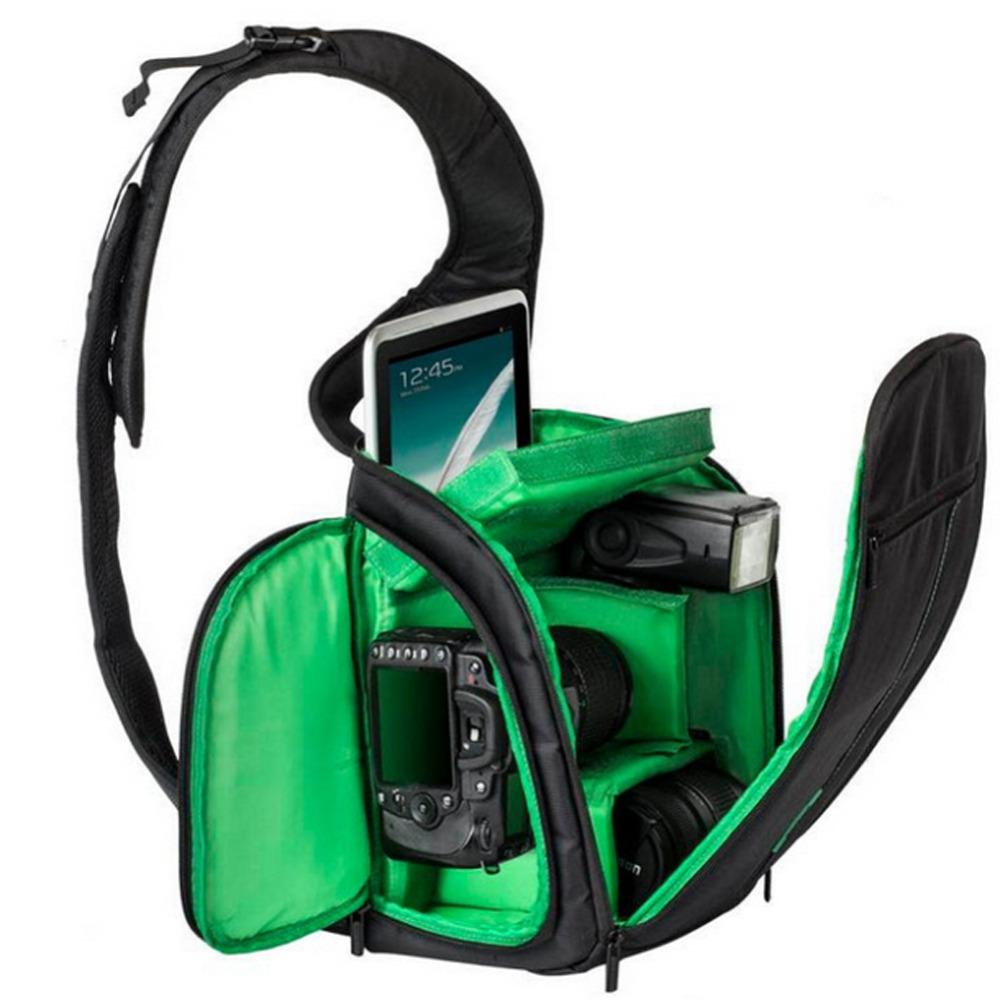 2016 New Fashion SLR Sling Bag Camera Backpack Bag to Camera Brand Photography Camera Video Bag Photo DSLR Sling Camera Bag<br><br>Aliexpress