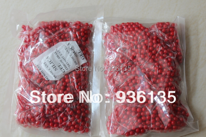 free shipping Hot sale PEG and Gelatin 6mm red yellow paintball (1500pcs/bag) airsoft balls<br><br>Aliexpress