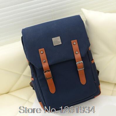 2015 Women Backpacks Student Bags Laptop Computer Backpack Female Bookbags For Teenagers Girls Travel Packbag Trip(China (Mainland))
