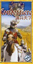Condottiere tarjeta de juego completo juegos de mesa juego(Hong Kong)