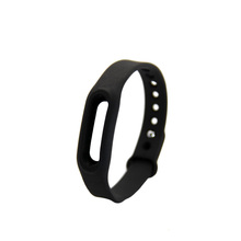 6 Colors New Wearable Silicone Replacement Xiaomi Smart Wrist Band Bracelet Belt Strap Devices For Xiaomi Mi Band