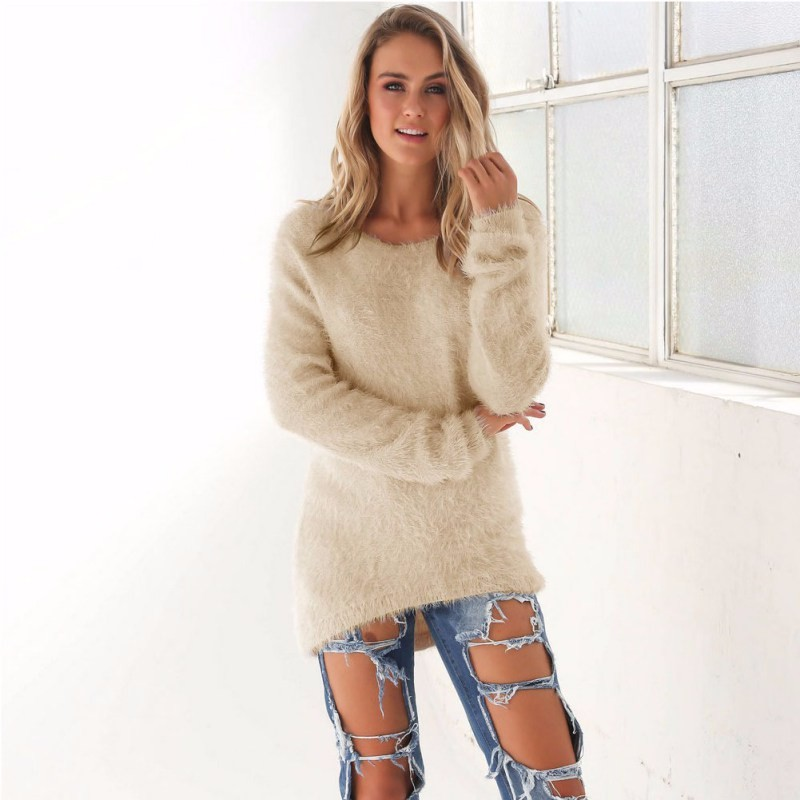 Fashion  Women Sweater High Elastic Casual Turtleneck Sweater Women Slim Tight Bottoming Knitted Pullovers New Hot