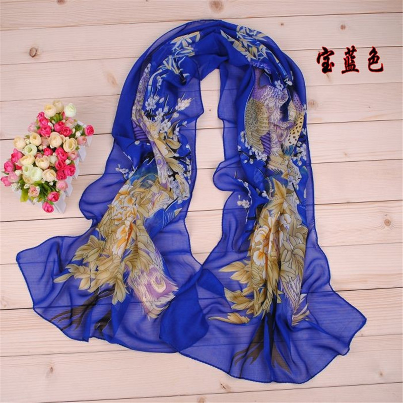 2014 Fashion Good Selling Real Lace printed Floral scarf female shawl Size 135-175cm*50cm Party gift Free Shipping Wholeslae(China (Mainland))
