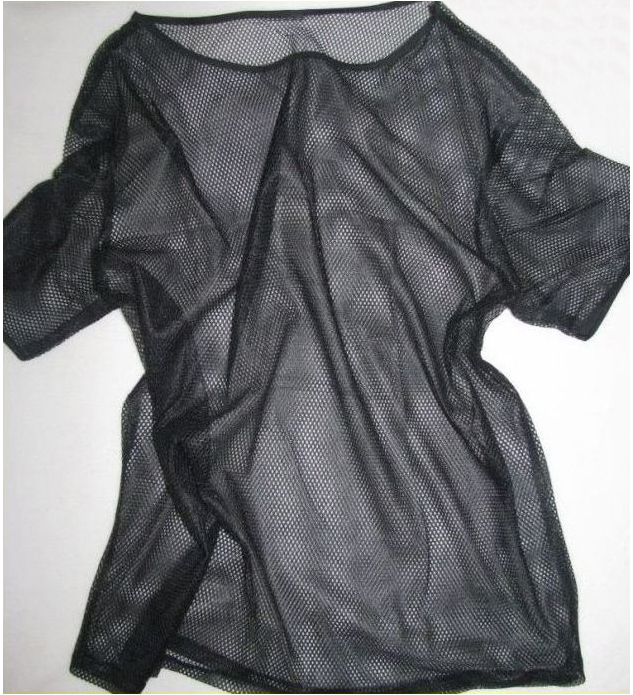 Anime Naruto Itachi Uchiha Unisex NET Shirt Black Cosplay Costume(China (Mainland))