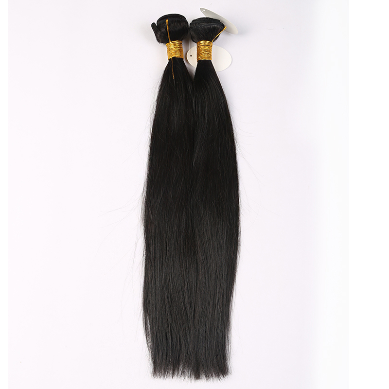 4PCS,Cheap Brazilian virgin remy hair extensions,clip in virgin remy hair weft ,Brazilian hair weaving straight,100g/pc