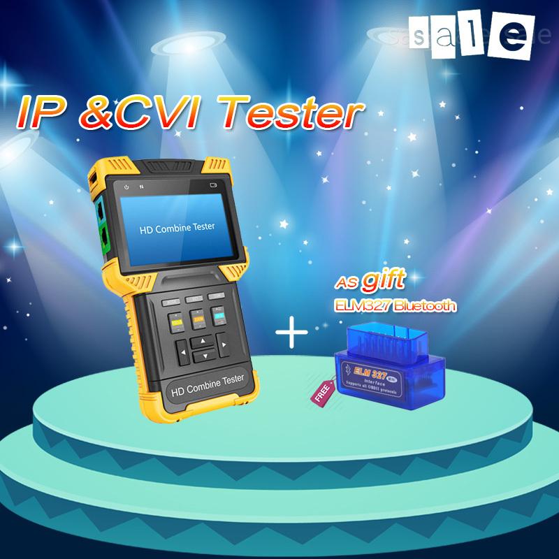 2015 New Arrival CCTV SecurityTester 4.0'' TFT LCD IP&Analog Camera Tester HD CVI Camera Test Monitor T62(China (Mainland))