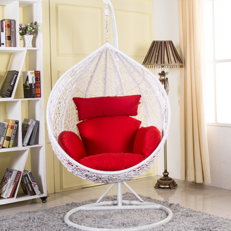 cheap rattan basket hanging chairs rocking chair indoor