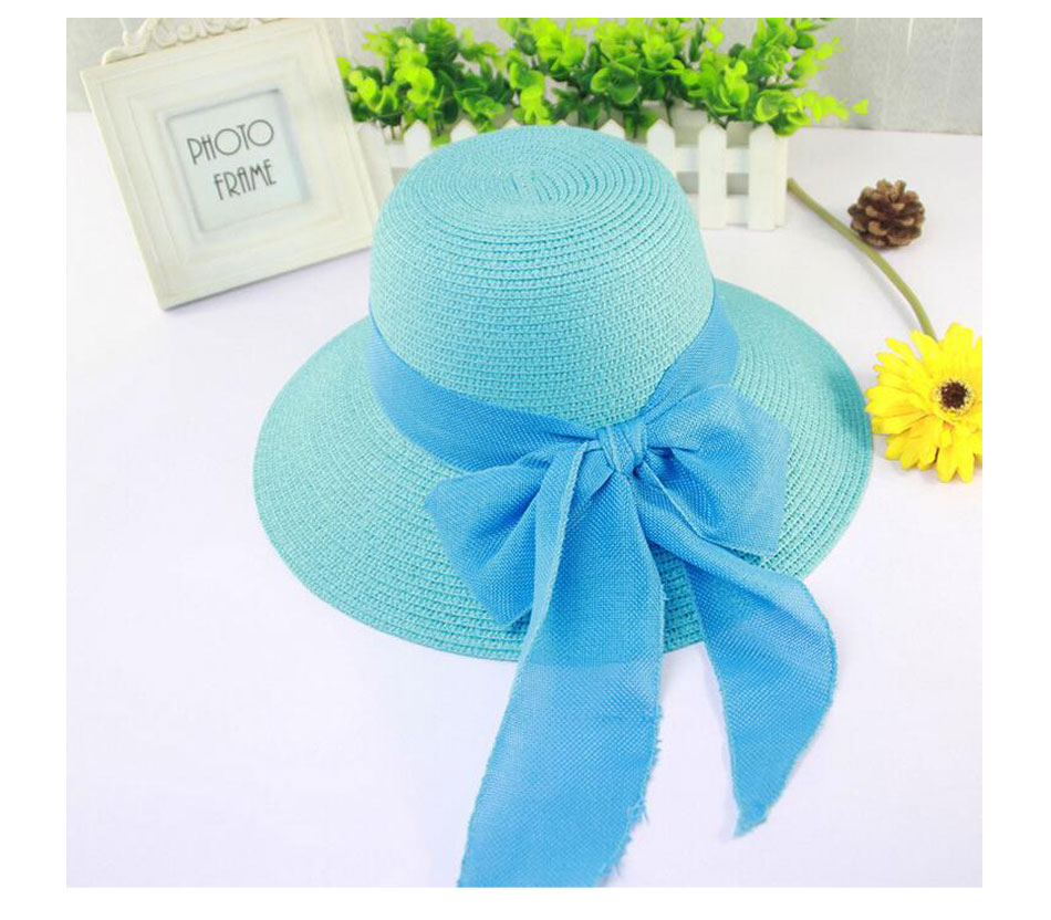 HOT-Style-summer-large-brim-straw-hat-adult-women-girls-fashion-sun-hat-uv-protect-big-bow-summer-beach-hat_11