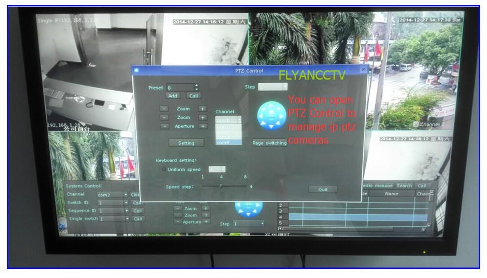 Ip декодер 3 D контроллер клавиатуры 2 цифровое управление клавиатурой 9 экран NVS 18
