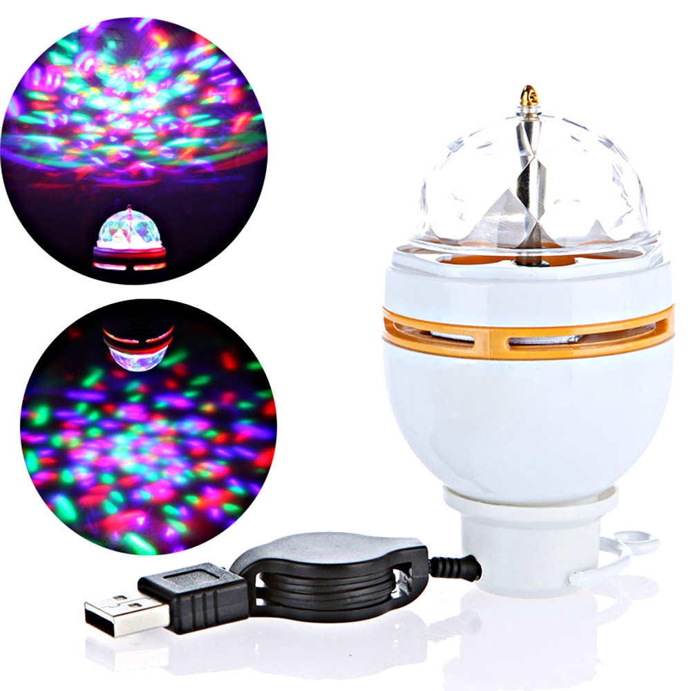 Mini LED RGB Laser Projector Stage Lighting Adjustment DJ Disco Party Club White with USB Interface For Family Party/Holiday(China (Mainland))
