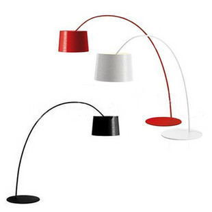 Contemporary Modern Twiggy Floor Lamp Light Lighting Home Gift Black/Red/White Ems free shipping(China (Mainland))