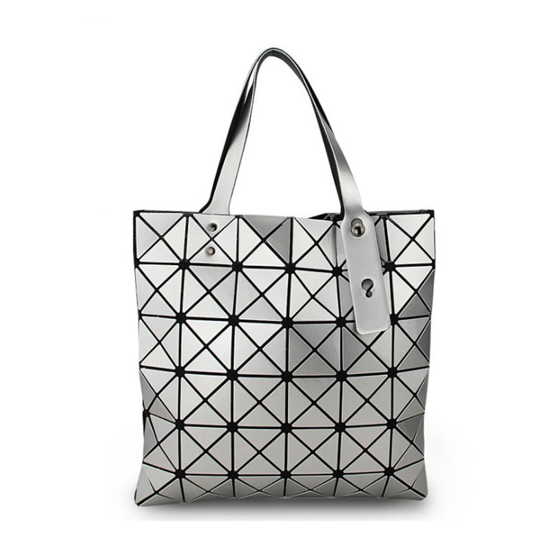 Bao bao New Fashion Brand Patent Leather Women Shoulder Bag Korea link Geometry Lady Crossbody Bag Paquete diamante Fast ship(China (Mainland))
