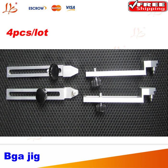 BGA Jig, BGA Fixture, BGA PCB Support Clamp with 4PCS Screws for IR6000 and other type bga machine(China (Mainland))