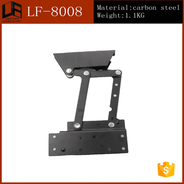 Furniture Hardware Lift Up Coffee Table Mechanism Wall Cabinet Hinge(China (Mainland))