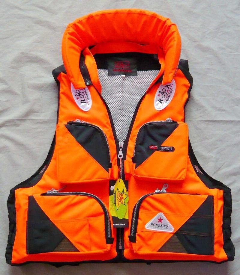 Free Shipping, Professional, life jackets, fishing / life-saving, dual-use,vest