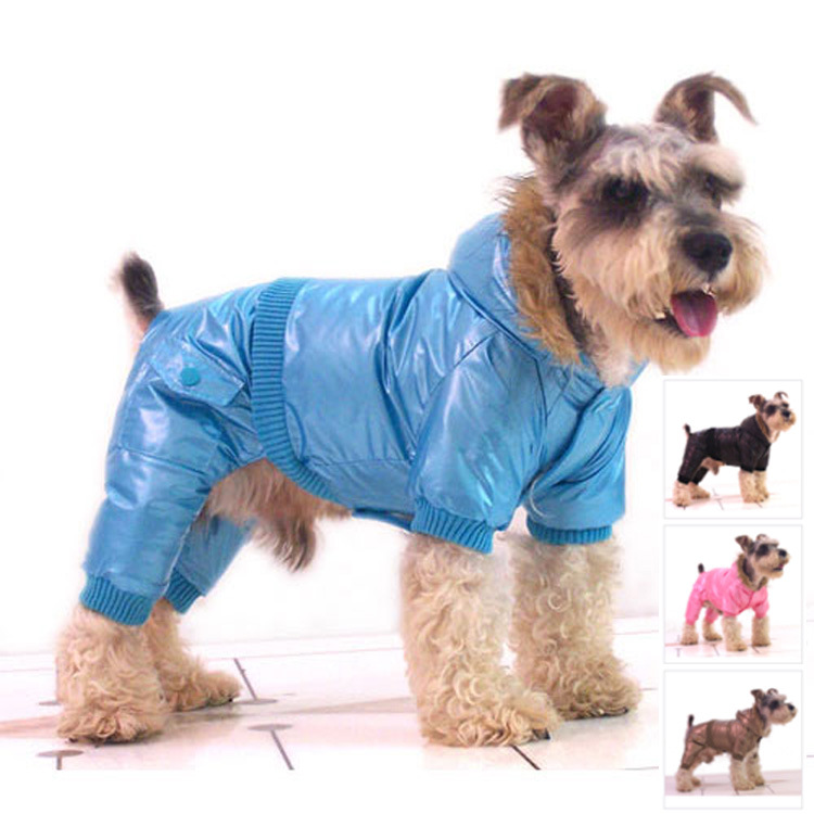 Free Dog Clothes Wholesale Pet Clothes Cotton Padded