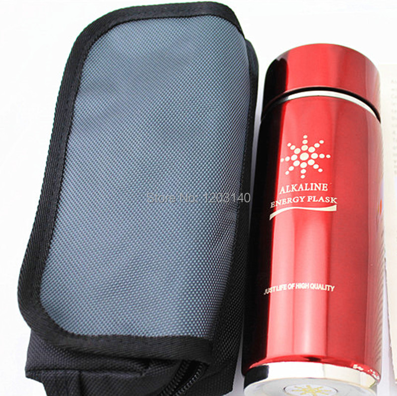 2PCS High Quality Energy Nano Flask Cups Portable Alkaline Water Bottle Enhancer Ionizer Alkaline Flask Energy Cup Drinkware(China (Mainland))