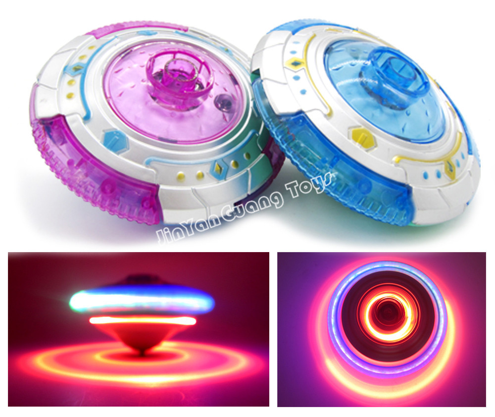 Flash Music Top Kid Cheap Plastic Beyblade Toys for sale Battle Top Toy(China (Mainland))