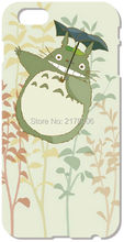 Painting Retail My Neighbor Totoro Cell Phone Case For iphone 4 4S 5 5S SE 5C 6 6S Plus For iPod Touch 4 5 6 Plastic Hard Cover