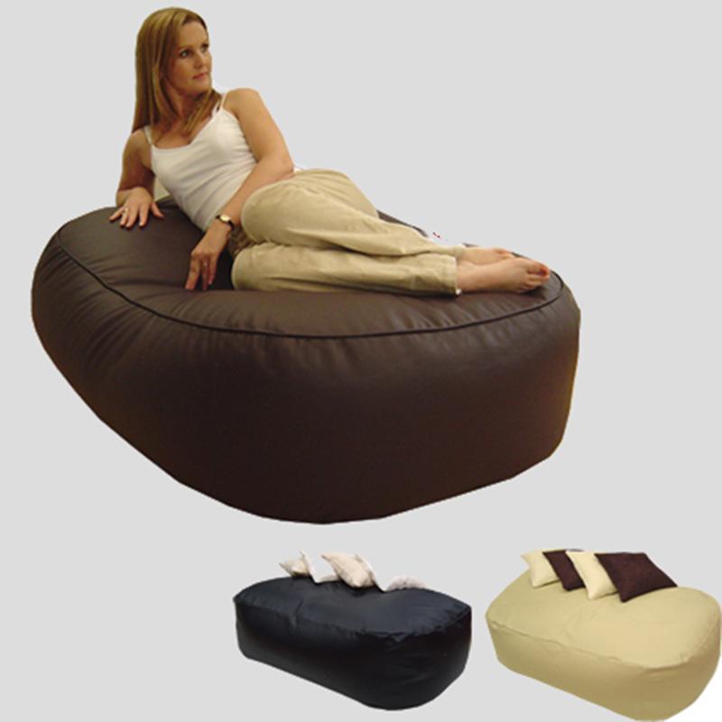 Free shipping 175 80 40cm bean bag sofa beanbag bed bean for 80 cm sofa bed