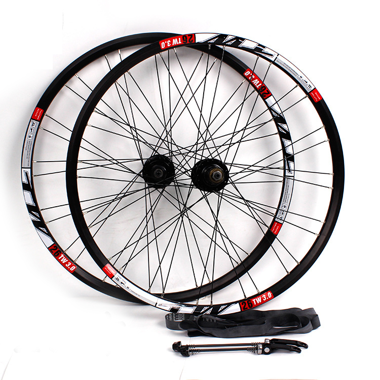 brand 29inch 32 holes mountain bike wheel beads gear wheel sets 7005 aluminum alloy wheel with round spoke for 1 pair<br><br>Aliexpress