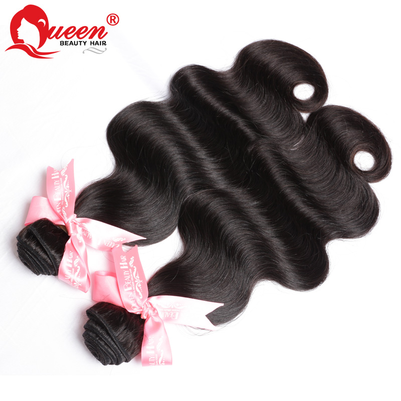 6A unprocessed virgin indian hair 1 bundle 6a raw indian remy hair body wave natural black Color by DHL free shipping(China (Mainland))