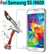 Hd закаленное стекло защитная пленка для Samsung Galaxy S5 i9600 закаленное взрывозащищенный защитная пленка