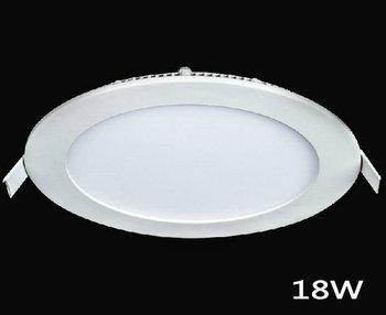 Free shipping LED Kitchen light 18W,AC85V-265V Ultra-thin,Round type SMD2835,200mm