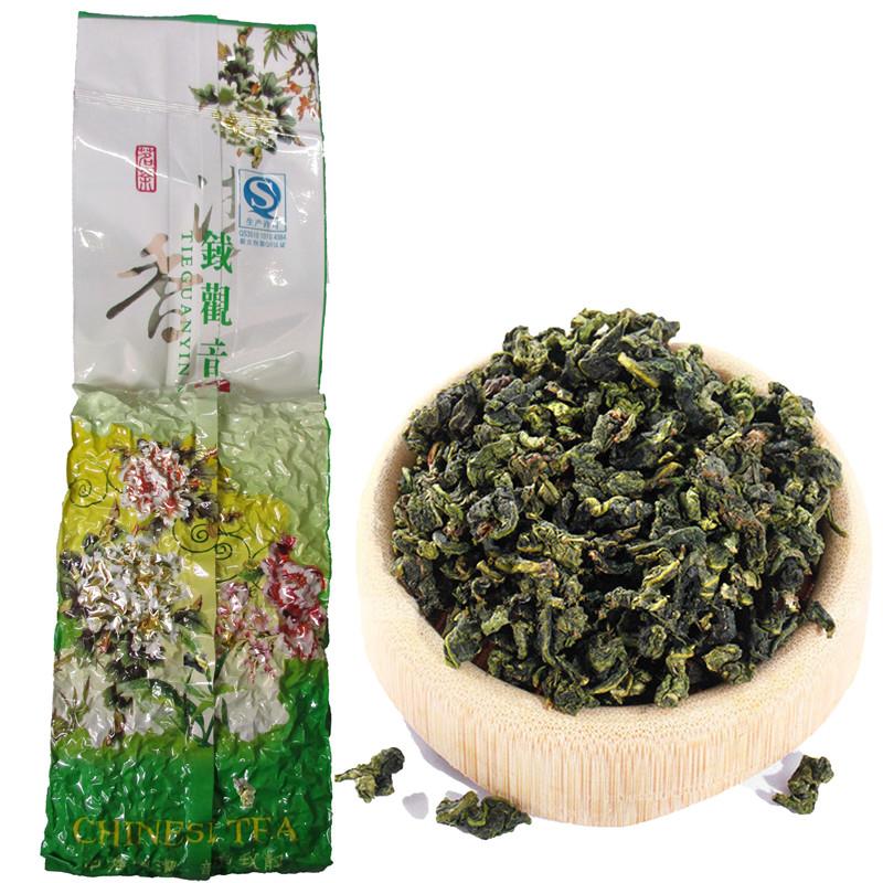 Factory Direct 250g total Oolong Tea Anxi Tie Guan Yin Chinese tea Green tea tieguanyin Tieguanyin Tikuanyin the tea wu-long(China (Mainland))
