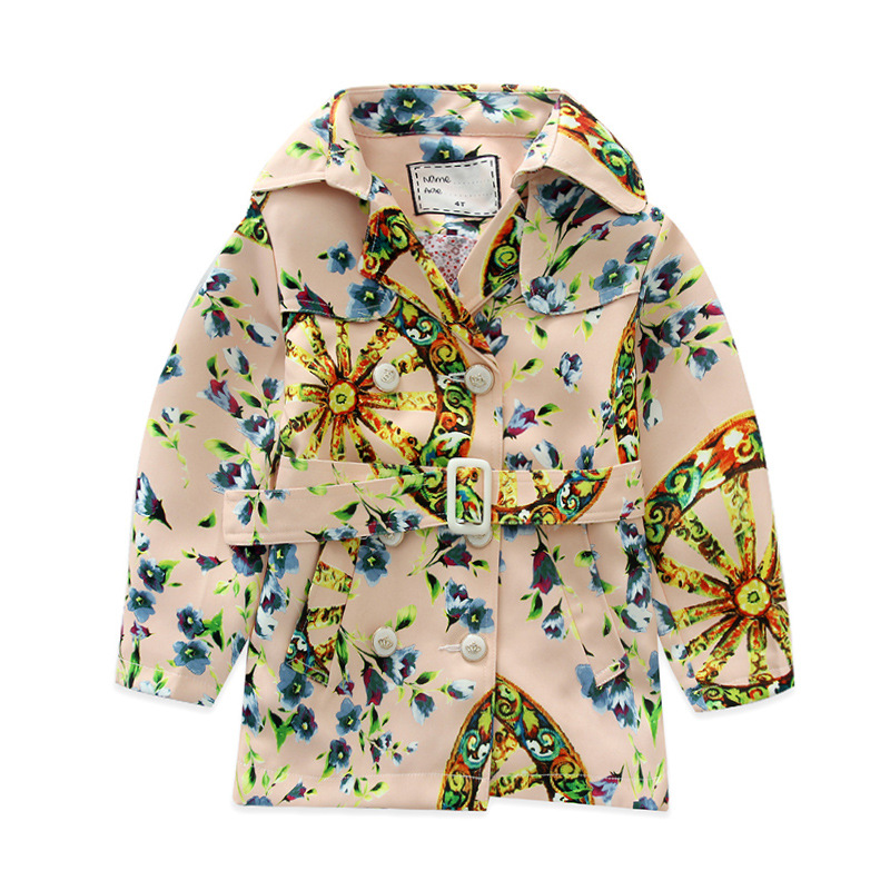 Скидки на 2016 модельер осенние и Зимние девушки юноши дети куртка ветровка куртка фарфора-импорт-одежда