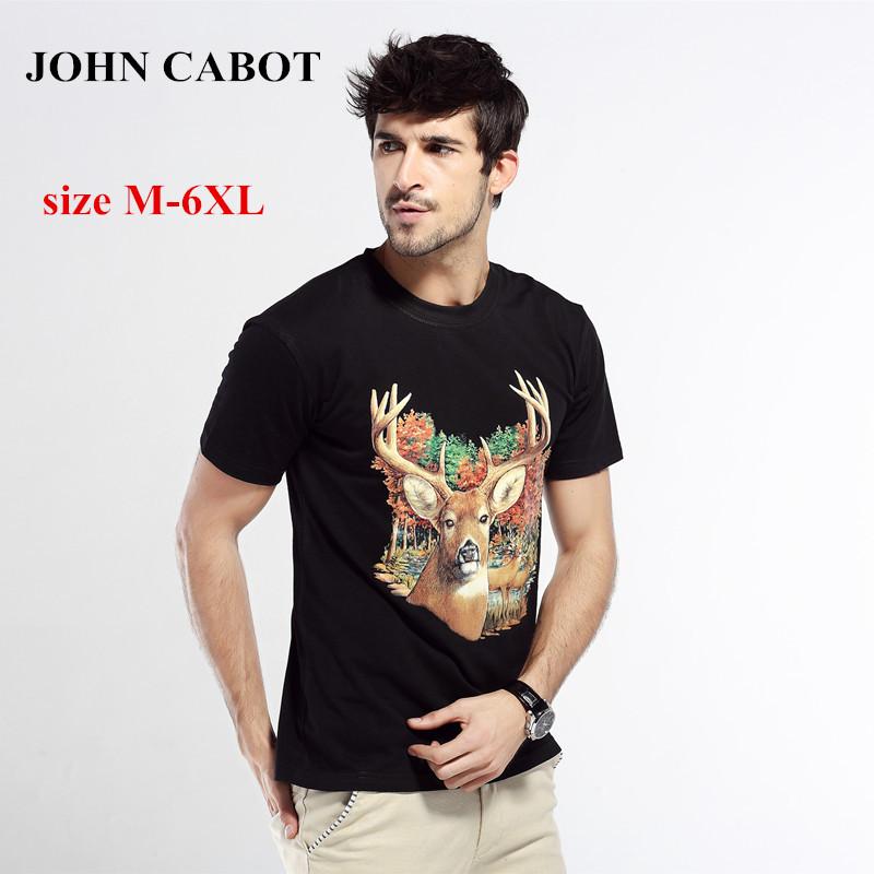 Мужская футболка JOHN CABOT m/6xl T