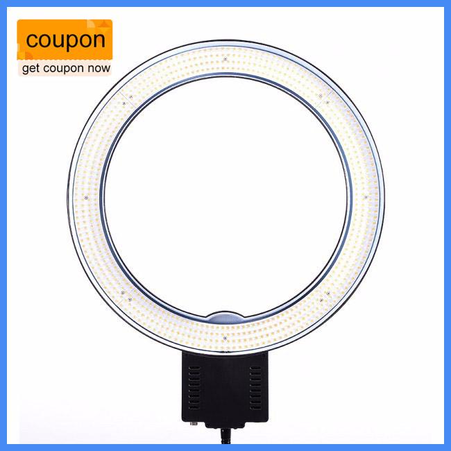 NanGuang CN-R640 CN R640 Photography Video Studio 640 LED Continuous Macro Ring Light 5600K Day Lighting LED Video Light(China (Mainland))